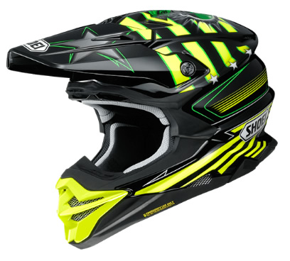 【SHOEI】VFX-WR GRANT3 TC-3