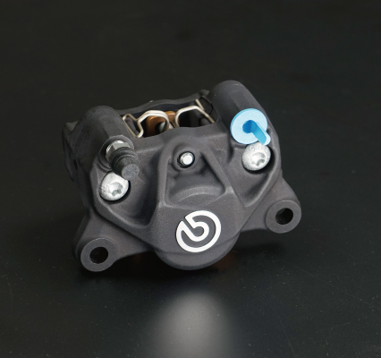 【brembo】brembo 2ポットラージピストンキャリパー ブラック