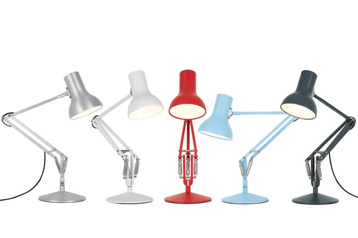【送料無料】ANGLEPOISE Desk lamp Type75 Mini CFL アングルポイズ タイプ75 ミニ デスクランプ:イギリス スプリング式アームランプ ワークランプ タスクランプ【ポイント】