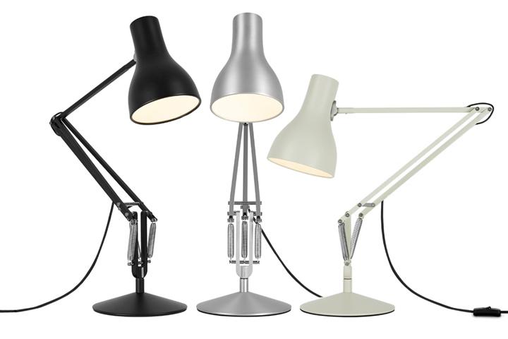 【送料無料】ANGLEPOISE Desk lamp Type75 アングルポイズ タイプ75 デスクランプ:イギリス スプリング式アームランプ ワークランプ タスクランプ【ポイント】
