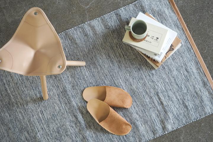 【送料無料】DESIGN HOUSE STOCKHOLM Bjork rug 700mm×1300mm(70×130cm)デザインハウスストックホルム ラグマット ビョークラグ/ビジョークラグ 玄関マット キッチンマット【ポイント】