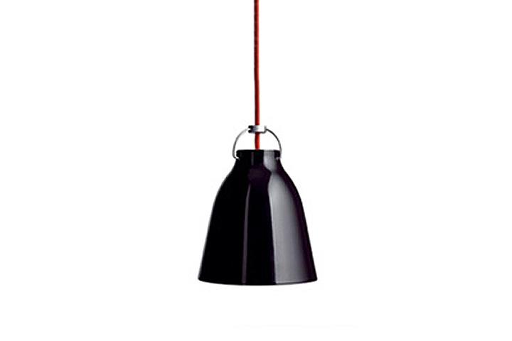 Caravaggio Pendant BLACK P1北欧デザイン LIGHTYEARS ライトイヤーズ カラヴァジオ ペンダントランプ ブラック:北欧照明 黒: