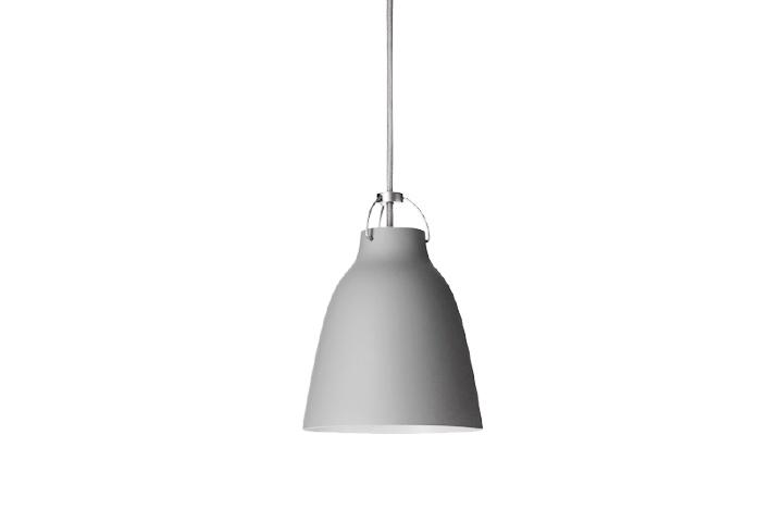 LIGHTYEARS Caravaggio Pendant MATT Grey45 P1ライトイヤーズ カラヴァジオ マット ダークグレー 北欧照明:
