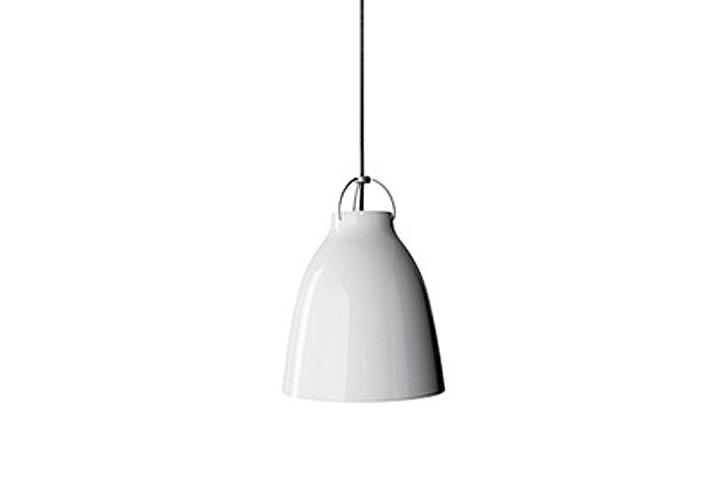 LIGHTYEARS Caravaggio Pendant WHITE P1北欧デザイン ライトイヤーズ カラヴァジオ ペンダントランプ ホワイト 北欧照明: