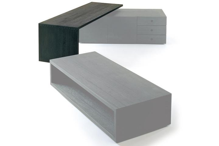 miyakonjo product SUMITSUBO desk black小泉 誠デザインミヤコンジョ プロダクト スミツボ 【ポイント】: