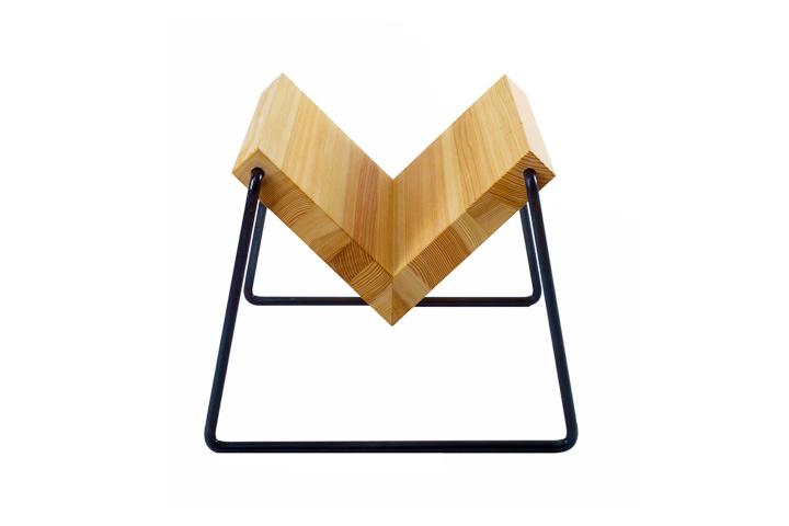 【送料無料】miyakonjo product TETSUBO bookstand小泉 誠デザイン ミヤコンジョプロダクト テツボ ブックスタンド【ポイント】:
