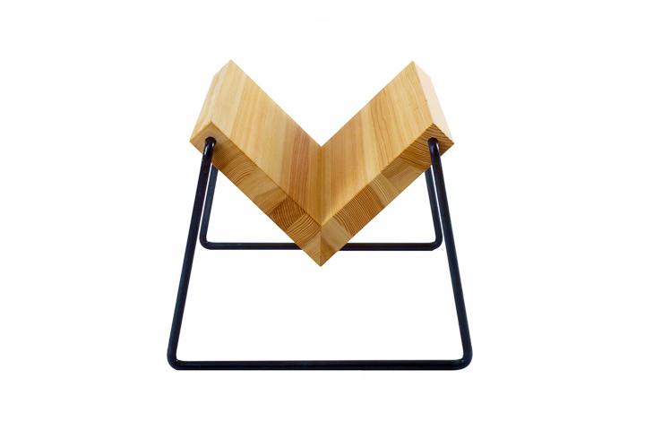 miyakonjo product TETSUBO bookstand小泉 誠デザイン ミヤコンジョプロダクト テツボ ブックスタンド【ポイント】: