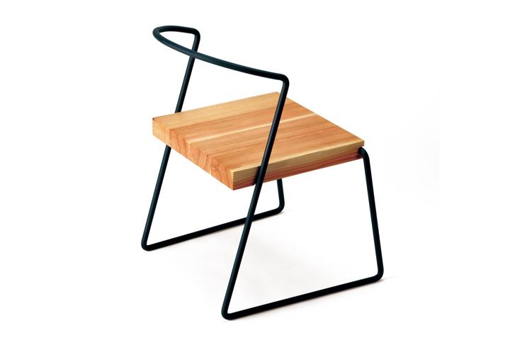 【送料無料】miyakonjo product TETSUBO chair小泉 誠デザイン ミヤコンジョプロダクト テツボ チェア【ポイント】: