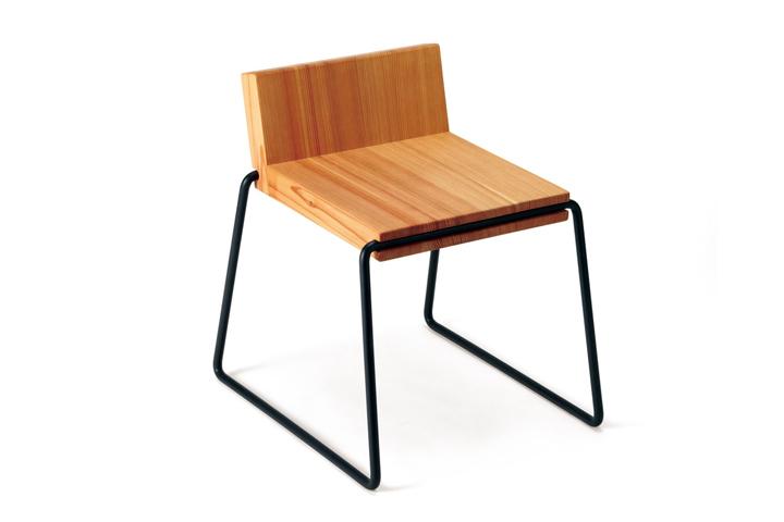 【送料無料】miyakonjo product TETSUBO dining stool小泉 誠デザイン ミヤコンジョプロダクト テツボ ダイニングスツール【ポイント】::