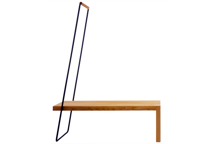 miyakonjo product TETSUBO hanger with base小泉 誠デザイン ミヤコンジョプロダクト テツボ 台付ハンガー【ポイント】: