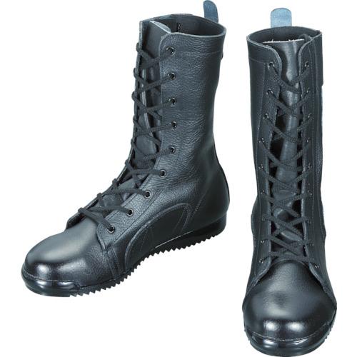【303324】シモン 安全靴高所作業用 長編上靴 3033都纏 24.0cm(1足)