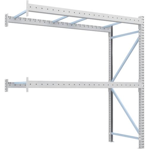 【2D25B23102B】TRUSCO 重量パレット棚2トン2300×1000×H2500連結(1台)