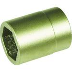 【0352312S】A-MAG 防爆6角ソケット差込角1/2インチ用 対辺23mm(1個)