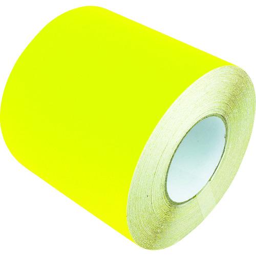 【3401015000060YUA】HESKINS アンチスリップテープ Safety Grip 150×18.3m 黄色(1巻)