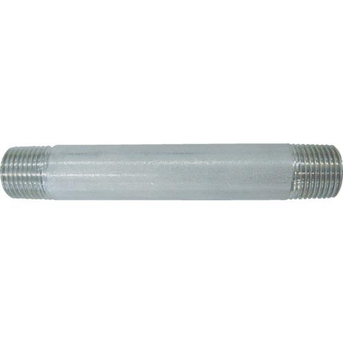 304NL40AX125L イノック 両長ニップル L125mm 呼び径 高い素材 40 1個 A 限定価格セール