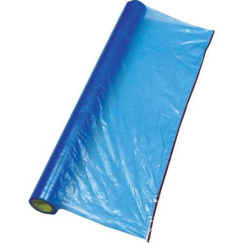 【2A87B1219X99】Polymask 表面保護テープ 2A87B 1219mmX99.7m 青(1巻)