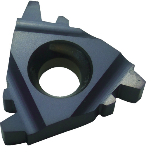【16IR3TRBMA】NOGA Carmexねじ切り用チップ TRAPEZ/台形ねじ用 チップサイズ16×P3.0×30°(10個)