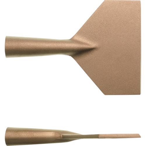 【JG0100B 】Ampco 防爆スクレーパー柄なし 100mm(1丁)
