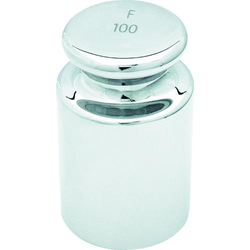 100g(1台) 円筒分銅F2級 【MLCF100G】TRUSCO OIML