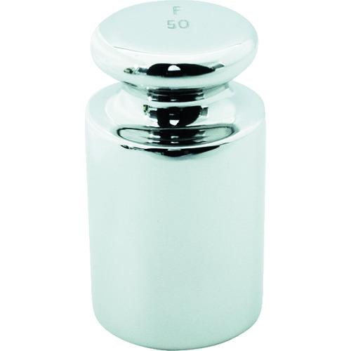 【MLCF50G 】TRUSCO OIML 円筒分銅F2級 50g(1台)