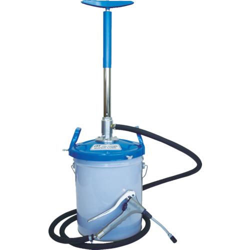 【使い勝手の良い】 【K3】マクノート グリスポンプ スーパーリューブ (缶別売)(1台):機械工具と部品の店 ルートワン-DIY・工具