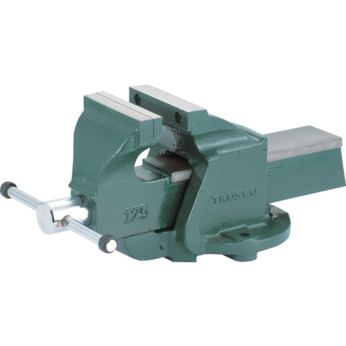 【LV125N】TRUSCO リードバイス 125mm(1台)