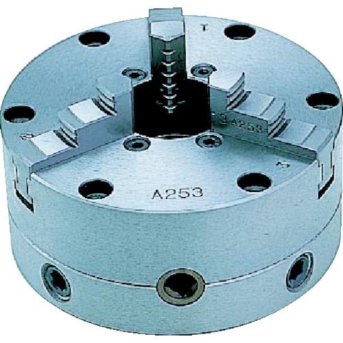 【SC4A】ビクター 芯振れ調整型3爪スクロールチャック SC4A 4インチ 一体爪(1台)