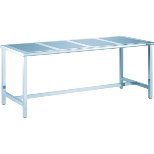【PTB1270】TRUSCO パンチングテーブルSUS304 1200X750 #400(1台)