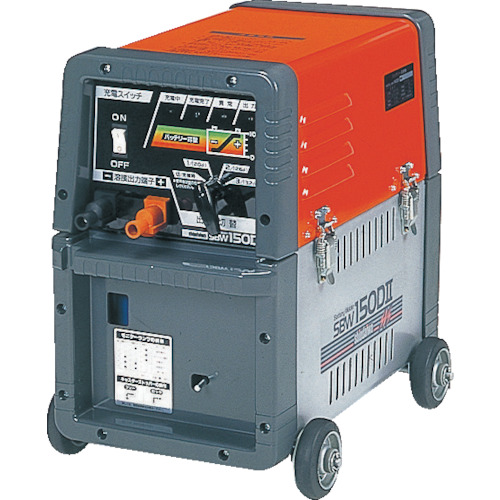 【SBW150D2】新ダイワ バッテリー溶接機 150A(1台)