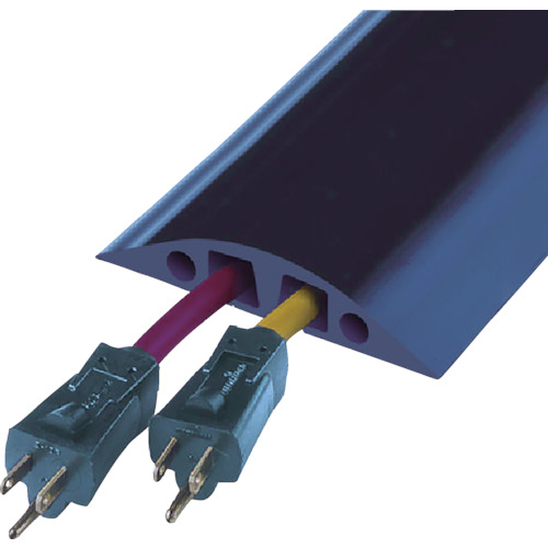 【RFD610】CHECKERS ラバーダクトプロテクター 幅114.3MM×長さ3048MM(1本)