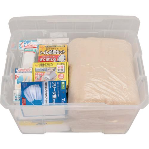 【OHSY10N】IRIS 520534 避難セット10人用(1個)