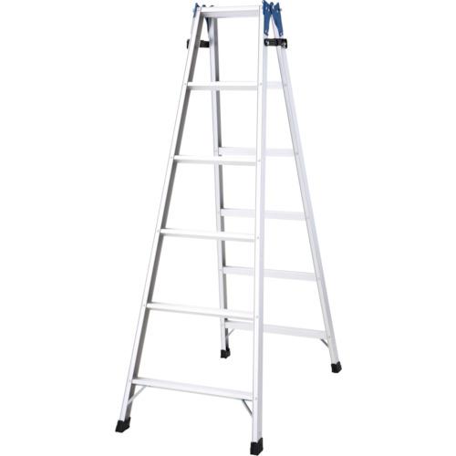 【RD2.018】ハセガワ アルミはしご兼用脚立 標準タイプ RD型 6段(1台)