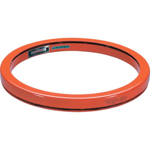 【PTL100】タイユー 回転台マワール ライトタイプ オレンジ 1000kg 直径1000mm(1個)