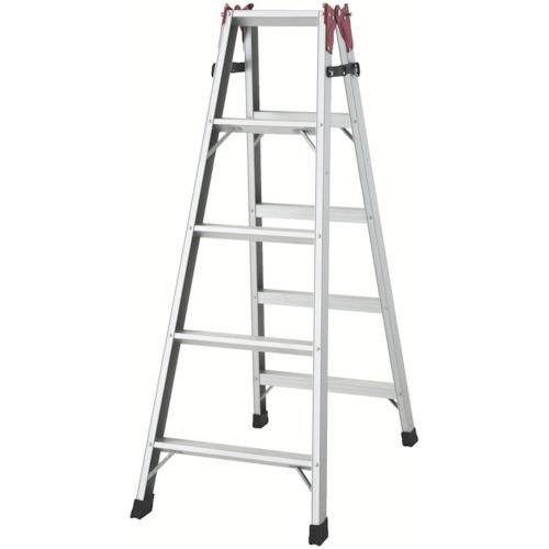 【RAX2.015】ハセガワ アルミ合金製はしご兼用脚立(1台)