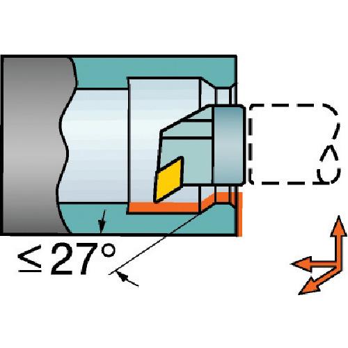 【R571.35C50403515】サンドビック コロターンSL 570型カッティングヘッド(1本)
