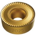【RCMT10T3M0:2025】サンドビック コロターン107 旋削用ポジ・チップ 2025(10個)