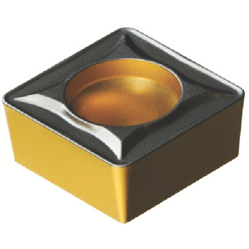 【SCMT120408PR:4325】サンドビック コロターン107 旋削用ポジ・チップ 4325(10個)