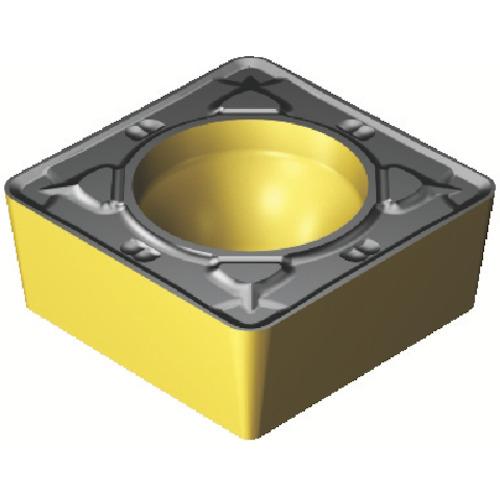 【SCMT120408UR:4325】サンドビック コロターン107 旋削用ポジ・チップ 4325(10個)