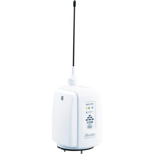 【PWSRTW】パトライト ワイアレスコントロールユニット 受信機タイプ 省エネ版 白(1台)