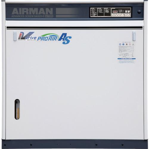 【SAS11SD5C】北越 スクリューコンプレッサ ドライヤ付 11KW 50Hz(1台)
