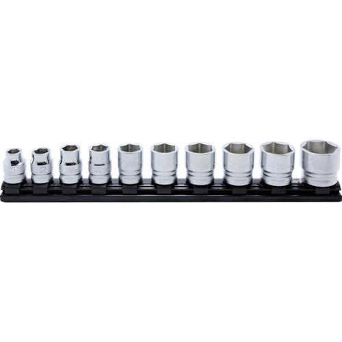 【RS4400MZ10】コーケン 12.7mm差込 Z-EAL6角ソケットレールセット 10ヶ組(1個)