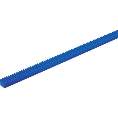 RK1.5BP101520 KG フードコンタクト 青POM オープニング 大放出セール ラック ギヤシリーズ 購買 1個