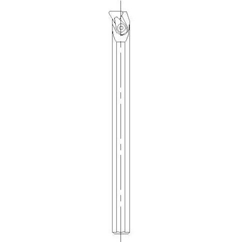 【R136.91006】サンドビック T-Max S ポジチップ用ボーリングバイト(1個)