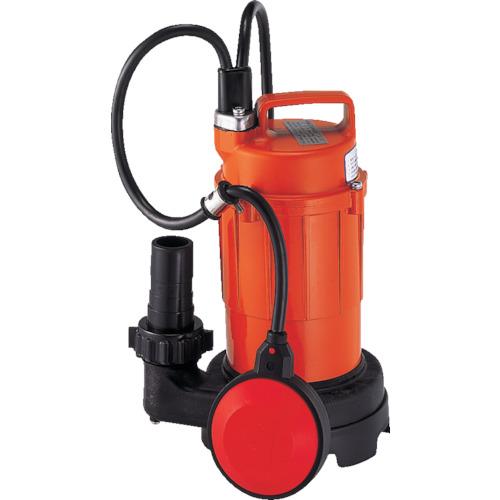 【SA150C:60HZ】寺田 小型汚水用水中ポンプ 自動 60Hz(1台)