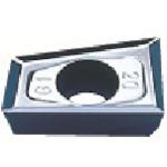 【QOGT2062RG1:HTI10】三菱 P級超硬カッター用ポジチップ HTI10(10個)