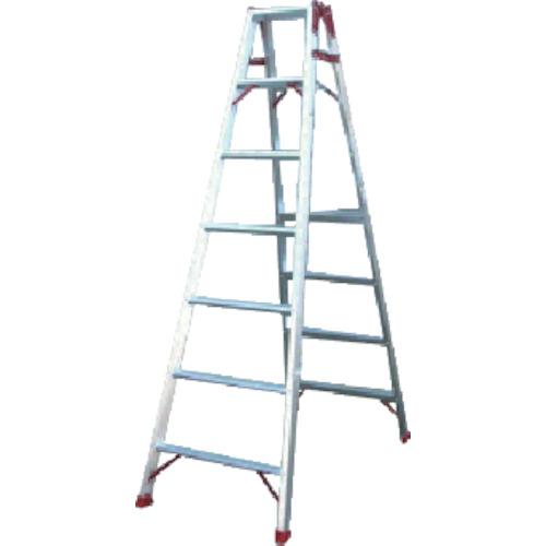 【PRO210B】ピカ はしご兼用脚立PRO型 7尺(1台)
