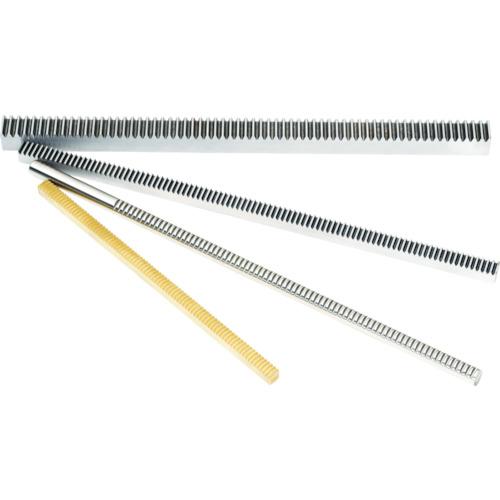 【RK1SU50810】KG ラック 全長505~508mm 有効歯数158 歯幅8mm(1個)