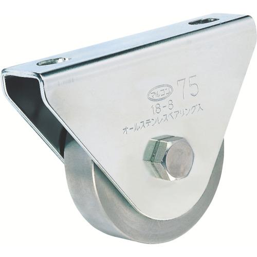 【S375090】MK オールステンレス枠付重量車 90mm 平型(1個)