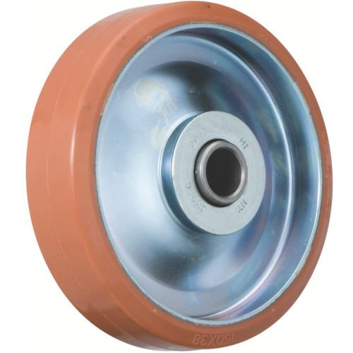 【P250W】イノアック 中荷重用キャスター ログラン(ウレタン)車輪のみ Φ250(1個)