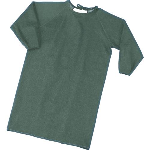 【PYRSMKLL】TRUSCO パイク溶接保護具 袖付前掛け LLサイズ(1着)